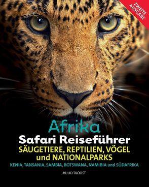 Afrika Safari Reiseführer von Troost,  Ruud