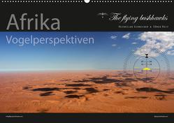 Afrika Vogelperspektive 2021 (Wandkalender 2021 DIN A2 quer) von flying bushhawks,  The