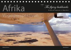 Afrika Vogelperspektiven (Tischkalender 2019 DIN A5 quer) von flying bushhawks,  The
