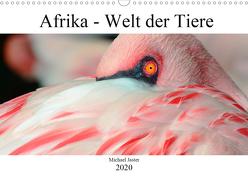 Afrika – Welt der Tiere (Wandkalender 2020 DIN A3 quer) von Jaster,  Michael
