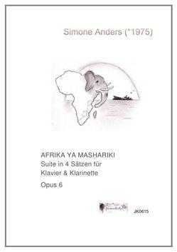 Afrika Ya Mashariki von Anders,  Simone