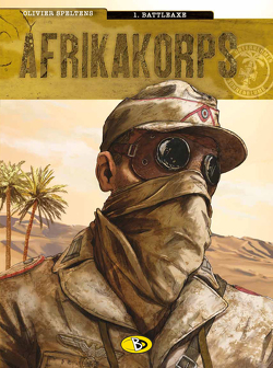 Afrikakorps #1 von Baumgart,  Swantje, Speltens,  Olivier