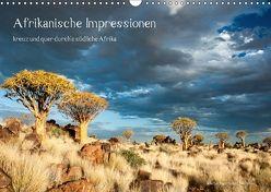 Afrikanische Impressionen (Wandkalender 2018 DIN A3 quer) von Heinzeroth,  Norbert
