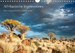 Afrikanische Impressionen (Wandkalender 2018 DIN A4 quer) von Heinzeroth,  Norbert