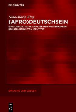 (Afro)Deutschsein von Klug,  Nina-Maria
