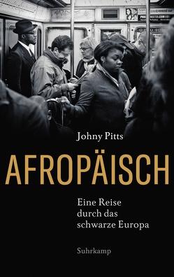 Afropäisch von Dierlamm,  Helmut, Pitts,  Johny