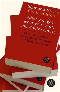 After you get what you want, you don't want it von Hofstadler,  Beate, Pfaller,  Robert
