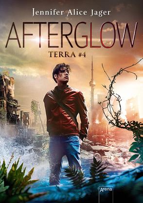 Afterglow von Jager,  Jennifer Alice