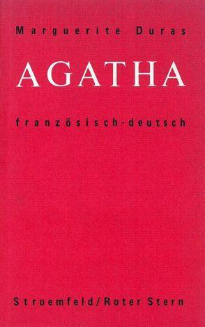 Agatha von Duras,  Marguerite, Wyss,  Regula