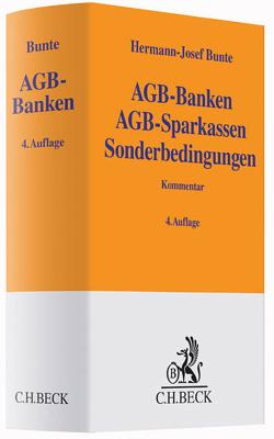 AGB-Banken AGB-Sparkassen Sonderbedingungen von Bunte,  Hermann-Josef