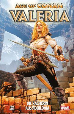 Age of Conan: Valeria von Aneke, Finch,  Meredith