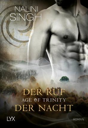 Age of Trinity – Der Ruf der Nacht von Singh,  Nalini, Woitynek,  Patricia