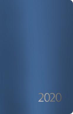 Agenda Metallic blau S 2020 von Korsch Verlag