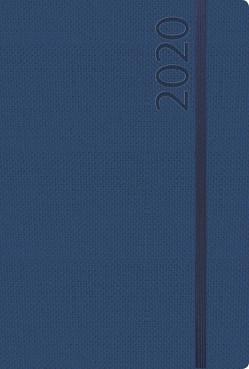 Agenda Struktur dunkelblau L 2020 von Korsch Verlag