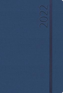 Agenda Struktur dunkelblau L 2022 von Korsch Verlag
