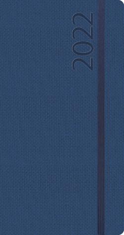 Agenda Struktur dunkelblau M 2022 von Korsch Verlag