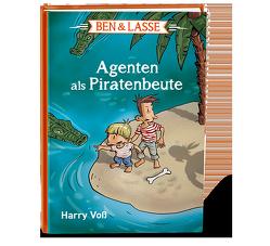 Agenten als Piratenbeute von Voß,  Harry