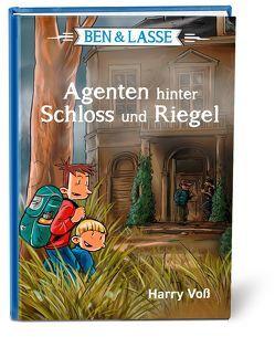 Agenten hinter Schloss und Riegel von Voß,  Harry