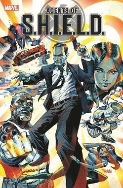 Agents of S.H.I.E.L.D. von Guggenheim,  Marc, Peralta,  German