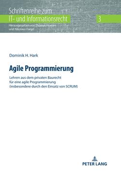 Agile Programmierung von Hark,  Dominik H.