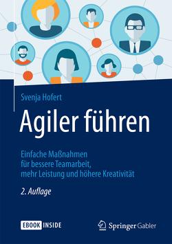 Agiler führen von Hofert,  Svenja