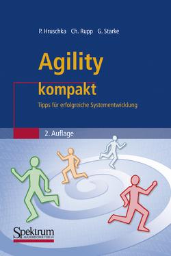 Agility kompakt von Hruschka,  Peter, Rupp,  Chris, Starke,  Gernot
