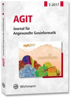 AGIT 3-2017 von Blaschke,  Thomas, Griesebner,  Gerald, Strobl,  Josef, Zagel,  Bernhard