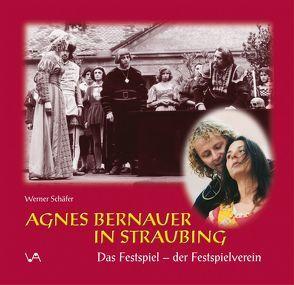 Agnes Bernauer von Böhm,  Erwin, Schäfer,  Werner