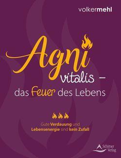 Agni vitalis – das Feuer des Lebens von Mehl,  Volker