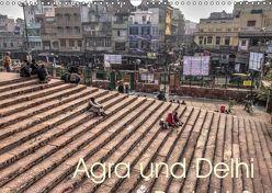 Agra und Delhi (Wandkalender 2019 DIN A3 quer) von Rott,  Cordt