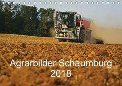 Agrarbilder Schaumburg 2018 (Tischkalender 2018 DIN A5 quer) von Witt,  Simon
