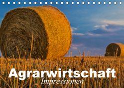 Agrarwirtschaft – Impressionen (Tischkalender 2018 DIN A5 quer) von Stanzer,  Elisabeth