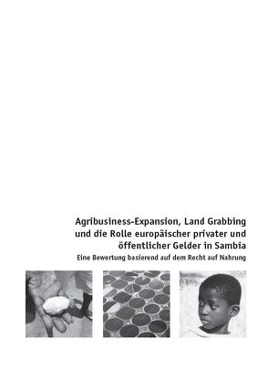 Agribusiness Expansion, Land Grabbing und die Rolle europäischer privater und öffentlicher Gelder in Sambia von Herre,  Roman