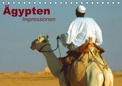 Ägypten • Impressionen (Tischkalender immerwährend DIN A5 quer) von Stanzer,  Elisabeth
