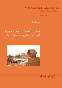 Ägypten – die verlorene Heimat von Douer,  Alisa