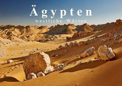 Ägypten – westliche Wüsten (Tischaufsteller DIN A5 quer) von Ritterbach,  Jürgen