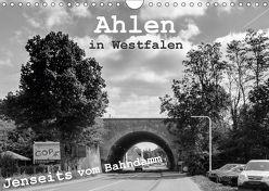Ahlen in Westfalen Jenseits vom Bahndamm (Wandkalender 2018 DIN A4 quer) von Drews,  Marianne