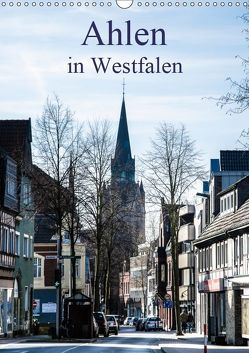 Ahlen in Westfalen / Planer (Wandkalender 2019 DIN A3 hoch) von Drews,  Marianne