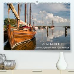 Ahrenshoop – Stimmungsbilder eines Künstlerortes (Premium, hochwertiger DIN A2 Wandkalender 2020, Kunstdruck in Hochglanz) von Lueftner,  Juergen