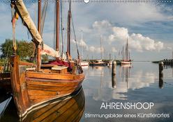 Ahrenshoop – Stimmungsbilder eines Künstlerortes (Wandkalender 2019 DIN A2 quer) von Lueftner,  Juergen