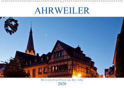 Ahrweiler – Mittelalterflair an der Ahr (Wandkalender 2020 DIN A2 quer) von boeTtchEr,  U