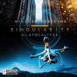 AI Apocalyse (Singularity 2) von Hertling,  William