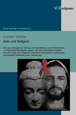 Aids und Religion von Klöpfer,  Carsten