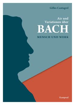 Air und Variationen über BACH von Cantagrel,  Gilles, Trautner-Suder,  Christa
