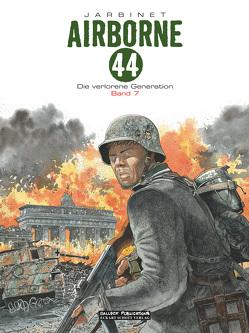 Airborne 44 Band 7 von Jarbinet,  Philippe, Sachse,  Harald