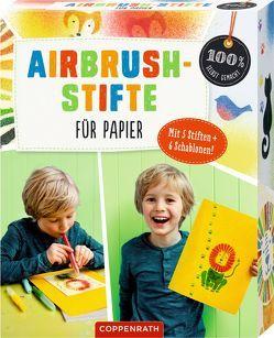 Airbrush-Stifte für Papier