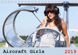 Aircraft Girls 2019 (Tischkalender 2019 DIN A5 quer) von & Film Jasmin Hahn,  Foto