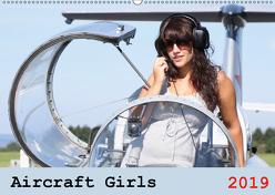 Aircraft Girls 2019 (Wandkalender 2019 DIN A2 quer) von & Film Jasmin Hahn,  Foto