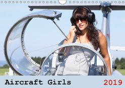 Aircraft Girls 2019 (Wandkalender 2019 DIN A4 quer) von & Film Jasmin Hahn,  Foto