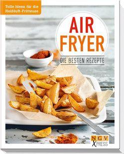Airfryer – Die besten Rezepte von Peters,  Anne